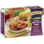 Veggie Patch Mini Corn Dogs