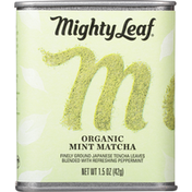 Mighty Leaf Tea, Organic, Mint Matcha, Loose