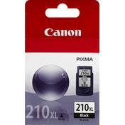Canon Ink Cartridge, Black 210XL