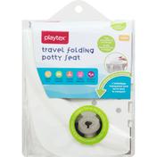Playtex Potty Seat, Travel Folding