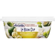 Alouette Dip, Le Bon, Basil, Zucchini & Parmesan