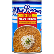 Blue Runner Creole Cream Style Navy Beans New Orleans Spicy