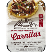 Del Real Slow-Cooked Pork Carnitas