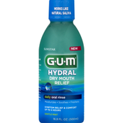 GUM Daily Oral Rinse, Gentle Mint