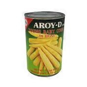 Aroy-D Young Baby Corn in Brine