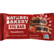 Nature's Bakery Whole Wheat Strawberry Fig Bar