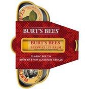 Burt's Bees Classic Bee Tin Gift Pack