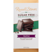 Russell Stover Chocolate, Sugar Free, Truffle