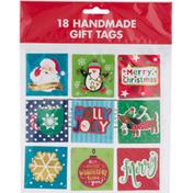 PaperCraft Gift Tags, Handmade