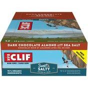 CLIF BAR Sweet & Salty Dark Chocolate Almond with Sea Salt Energy Bars