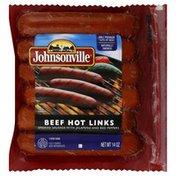 Johnsonville Hot Links, Beef