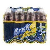 Brisk Iced Tea Lemon - 12 PK