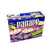 Glico Panapp Grape Ice Cream Bar