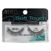 Ardell Soft Touch Lashes 100% Natural Hair 160 Black