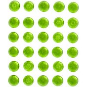 Wilton Green Sweet Isomalt Sugar Gems, 30-Count Jewels
