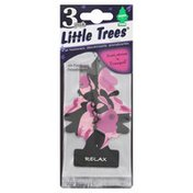 Little Trees Air Fresheners, Relax, Card