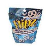 Flipz White Fudge Chocolate Covered Pretzels