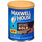 Maxwell House Intense Bold Dark Roast Ground Coffee