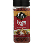 First Street Flavored Bits, Bacon