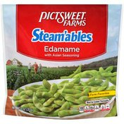 Pictsweet Farms Steamables Farm Favorites with Asian Seasoning Edamame