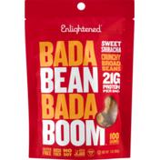 Enlightened Bada Bean Bada Boom Crunchy Broad Beans Sweet Sriracha