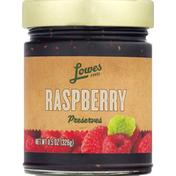 Lowes Foods Preserves, Raspberry