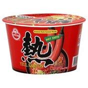 Ottogi Instant Noodle, Oriental Style, Hot Taste