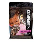 Companion Cockatiel Food