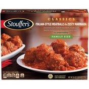 Stouffer's CLASSICS Italian-Style Meatballs & Zesty Marinara