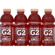 Gatorade Thirst Quencher, G2, Low Calorie, Raspberry Melon