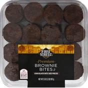 First Street Brownie Bites, Premium