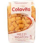 Colavita Mezzi Rigatoni Pasta
