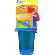 The First Years Take & Toss Sippy Cups 9+m - 4 CT