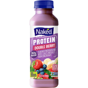 Naked Double Berry Protein Juice Smoothie