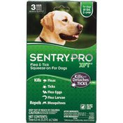 Sentry Pro Pro XFT Flea & Tick Treatment for Dogs Over 60 Pounds