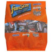 Snickers Candy, Mix Variety Bag, Fun Size