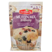 Our Family Wildberry Muffin Mix