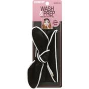 Conair Headwrap, Adjustable, Wash & Prep