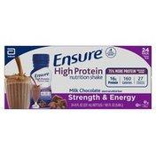 Ensure High Protein Nutrition Shake Milk Chocolate