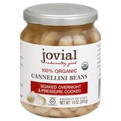 Jovial Cannellini Beans, 100% Organic