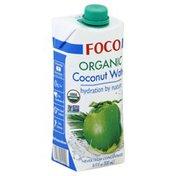 Foco Coconut Water, Organic