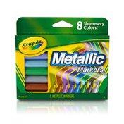 Crayola Markers, Metallic