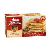 Aunt Jemima Pancakes Oatmeal - 12 CT