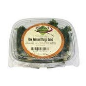 Sinbad Specialty Foods Raw Kale And Mango Salad