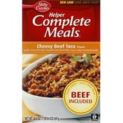 Betty Crocker Cheesy Beef Taco