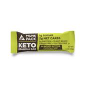 Munk Pack Almond Butter Cocoa Chip Keto Granola Bar