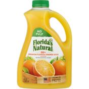 Florida's Natural 100% Premium Florida Orange Juice No Pulp
