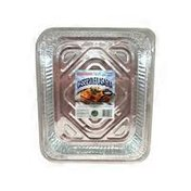 Durable Packaging Premium Casserole & Lasagna Pan With Lid