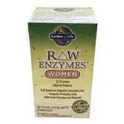 Garden of Life Women Raw Whole Food Dietary Supplement