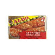 Albo Sardines in Tomato Sauce
